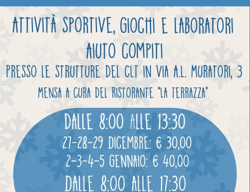 Ecco i CLT Winter Sport Campus!